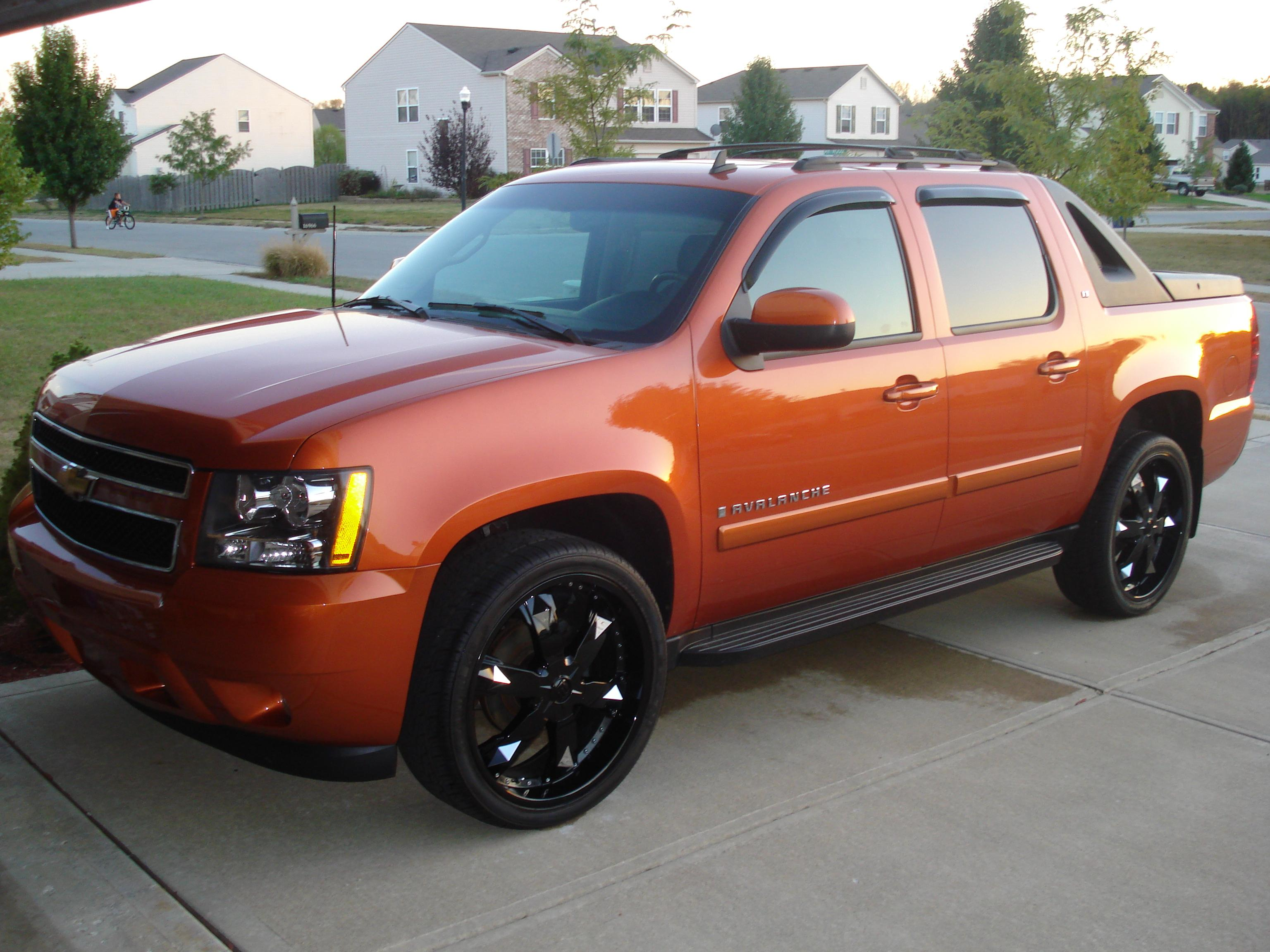 camden85 2007 chevrolet avalanche 1500 specs photos modification info at cardomain. Black Bedroom Furniture Sets. Home Design Ideas