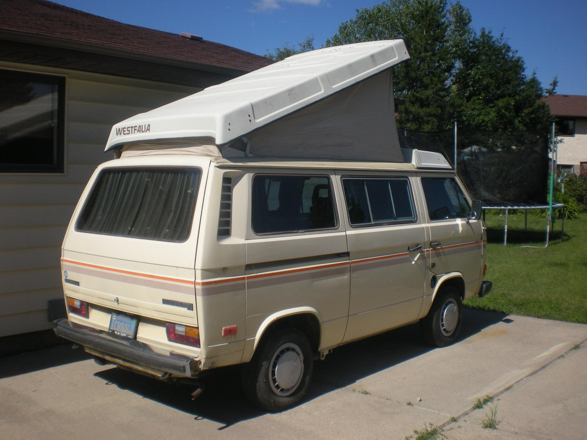 Another vwripitup 1981 Volkswagen Westfalia post... - 14797379