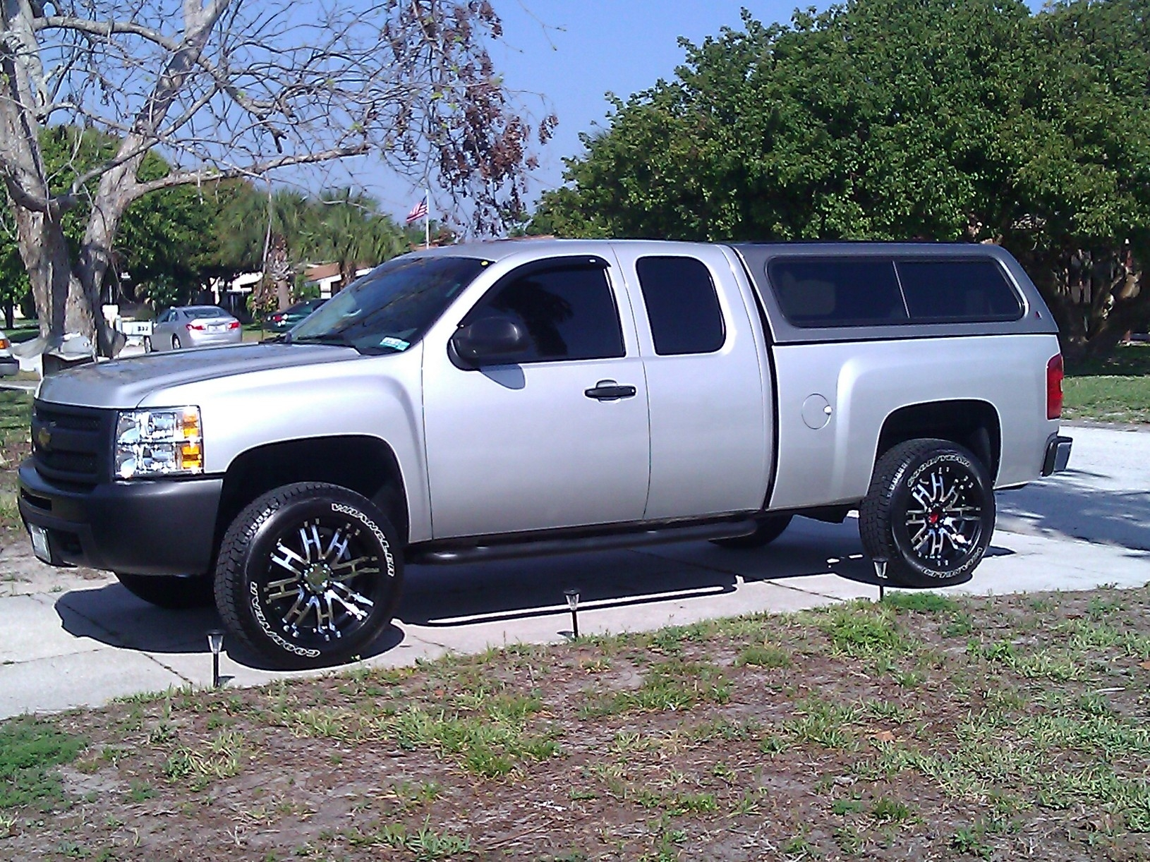 crazeyed 2010 chevrolet silverado 1500 extended cabls specs photos modification info at cardomain. Black Bedroom Furniture Sets. Home Design Ideas