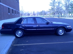 Wesman1 2000 Mercury Grand Marquis