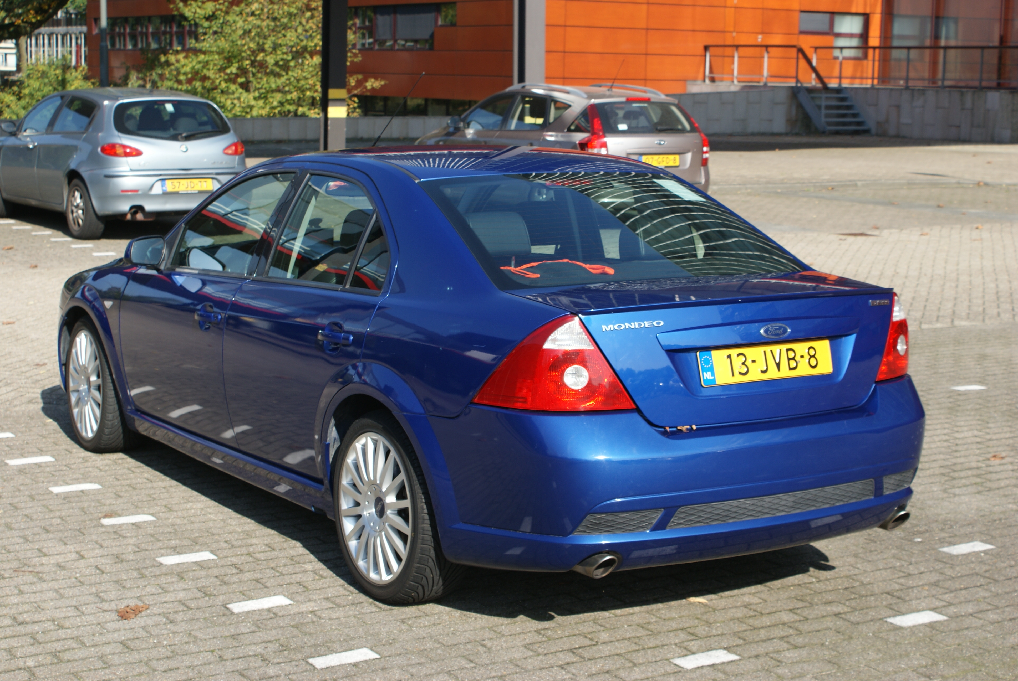 Zralster 2005 Ford Mondeo Specs, Photos, Modification Info