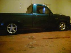 fdj6hws 1992 Ford Ranger Regular Cab