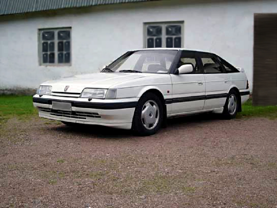 Another Haetni 1989 Rover 800 post... - 14798438
