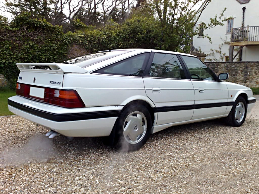 Another Haetni 1989 Rover 800 post... - 14798439