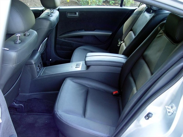Best Rear Seats Executive Or Otherwise Clublexus