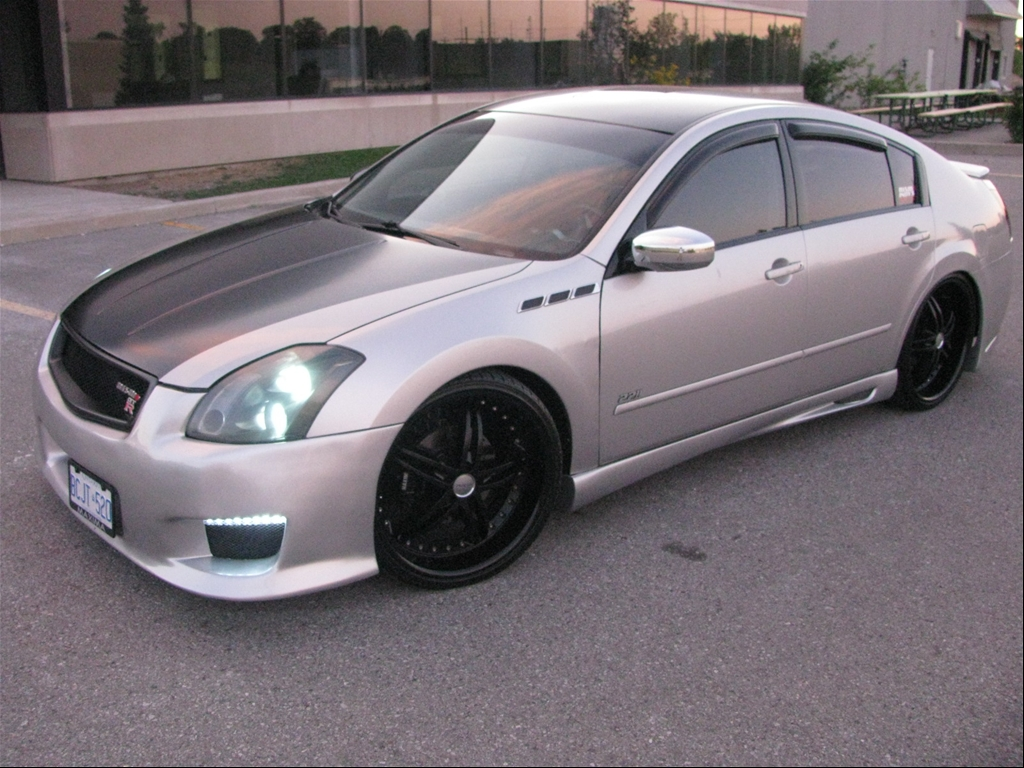 2004 nissan maxima custom image collections hd cars wallpaper slammed on 22s hmmmm maxima forums i did 05 in the rear and 15 in the vanachro Images