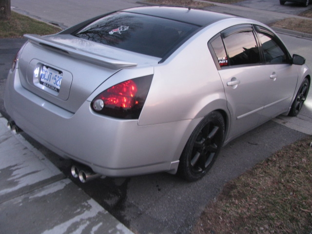 Another mrjasonlyrics 2004 Nissan Maxima post... - 15657132