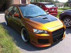 FoxMarketing2s 2008 Mitsubishi Lancer