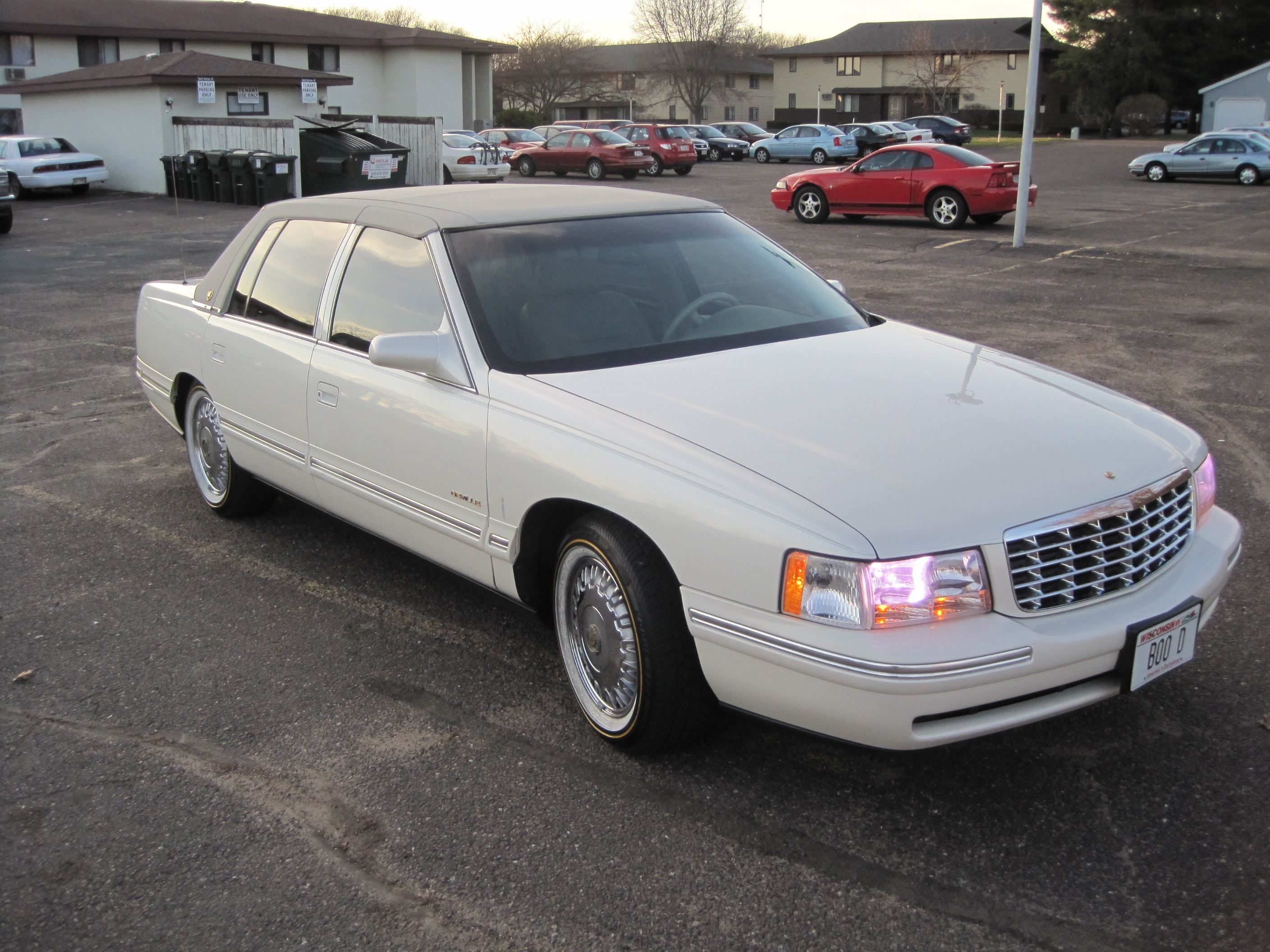 slowkota 1998 cadillac devillesedan 4d specs photos. Cars Review. Best American Auto & Cars Review