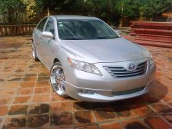 sandonas 2007 Toyota Camry