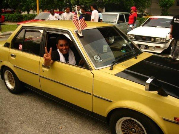 Another abah 1981 Toyota Corolla post... - 14799746