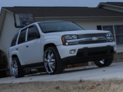 931Chevyss 2002 Chevrolet TrailBlazer
