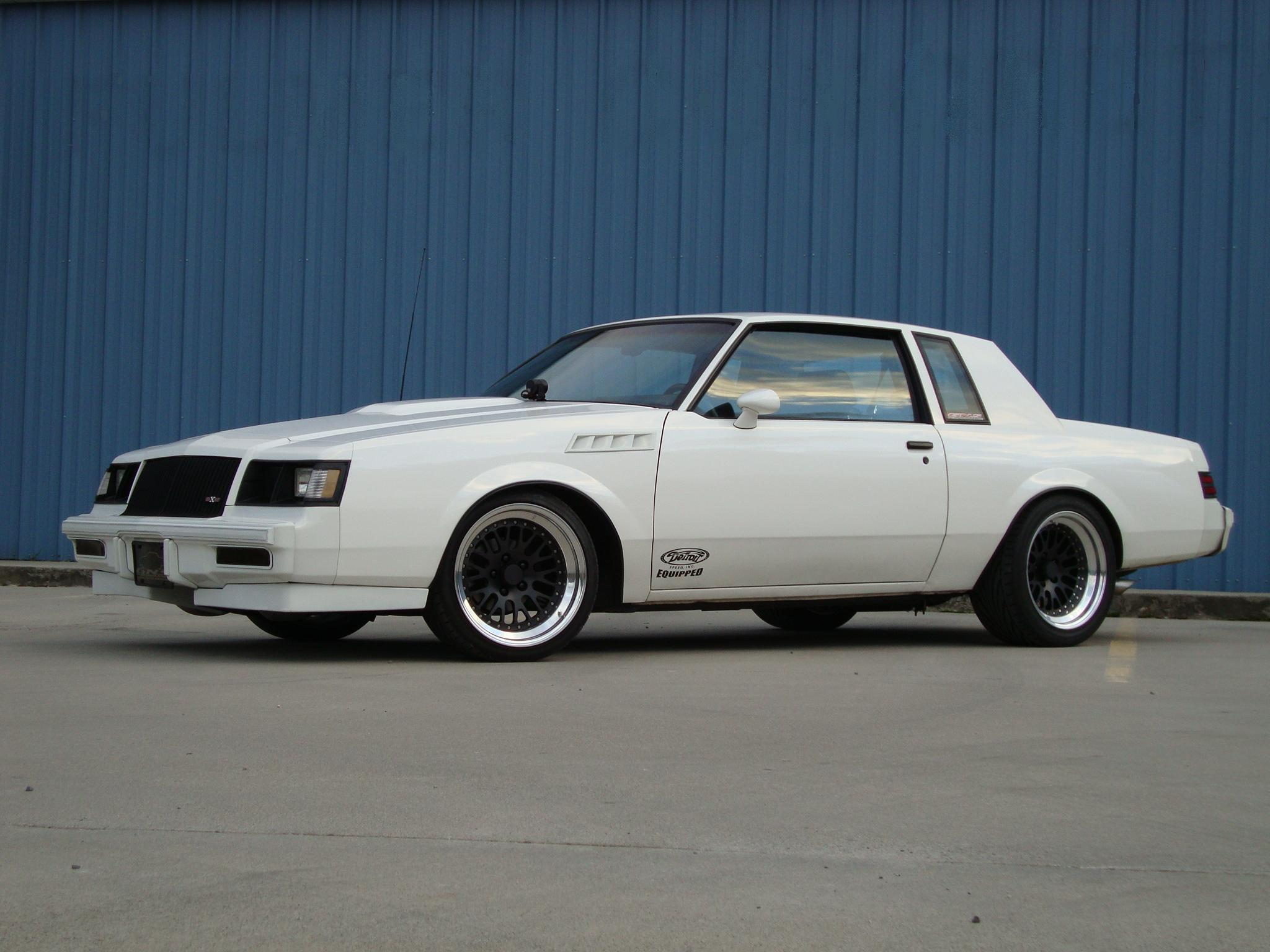 Xxxturbo6 1986 Buick Regal Specs Photos Modification