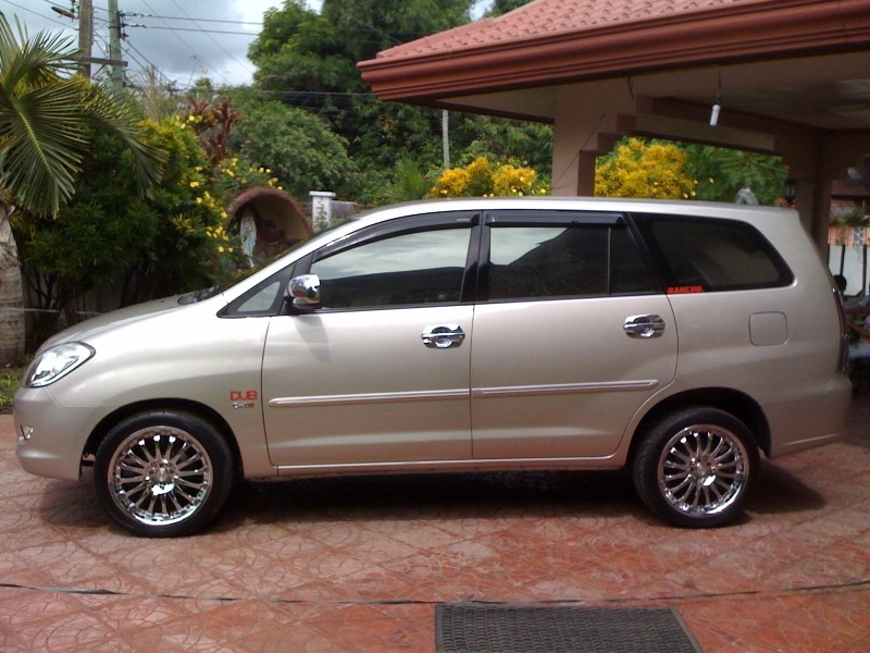 Another kapoyei 2008 Toyota Innova post... - 14801476