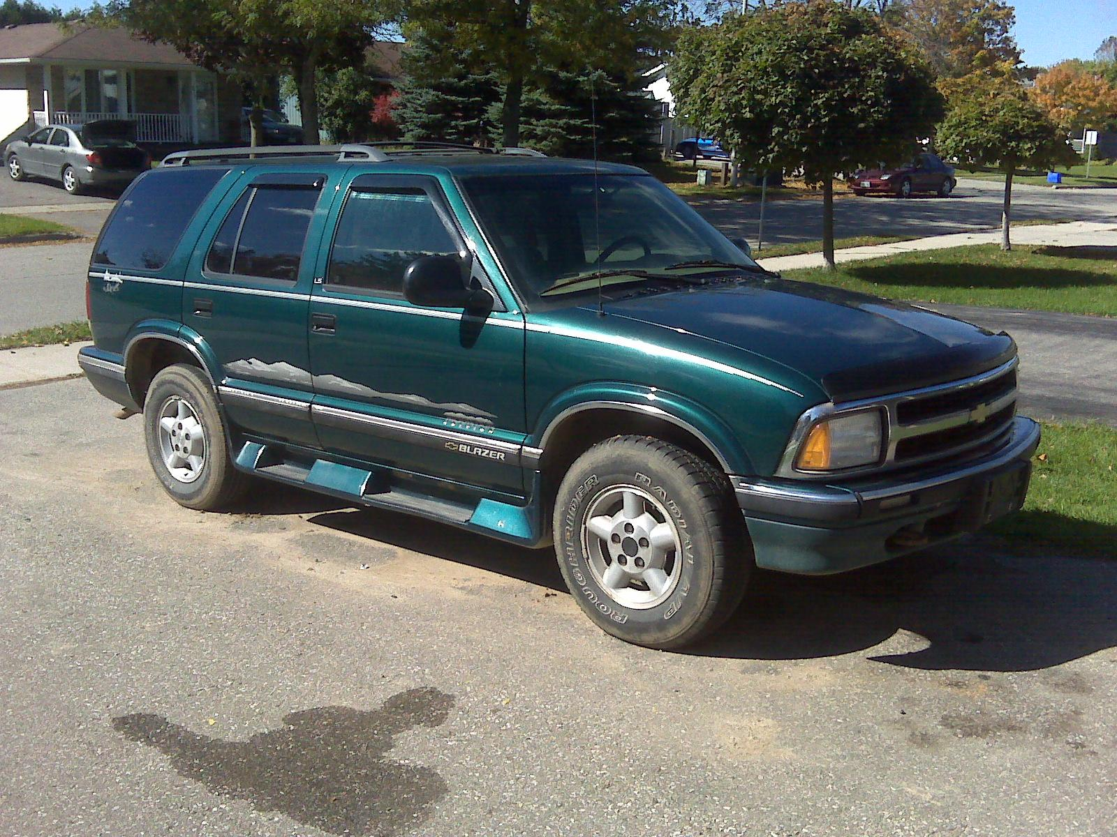 Another mintbenz101 1996 Chevrolet Blazer post... - 14801838