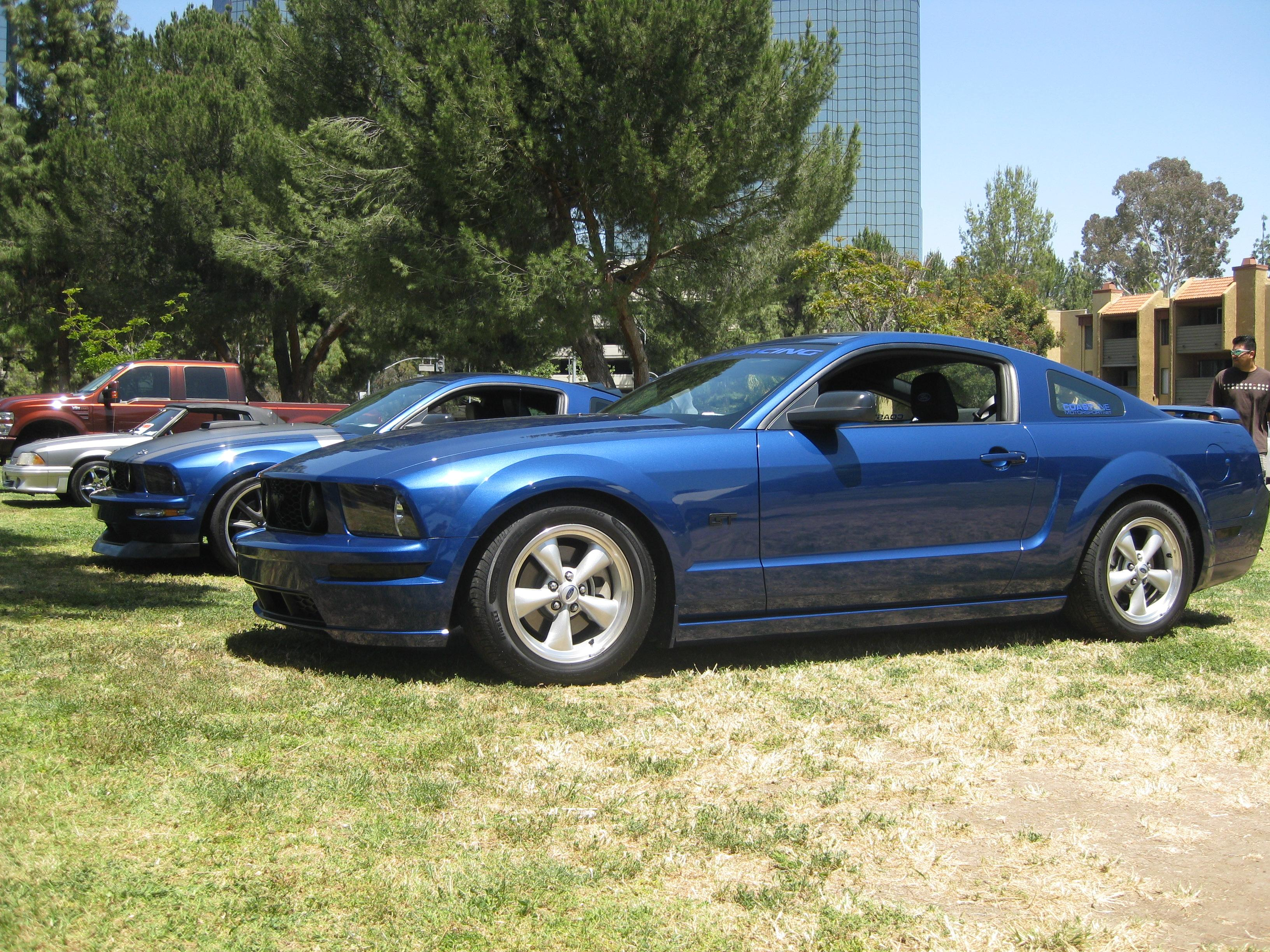 fusion9 2009 Ford Mustang