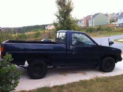 steveforce1 1990 Nissan D21 Pick-Up
