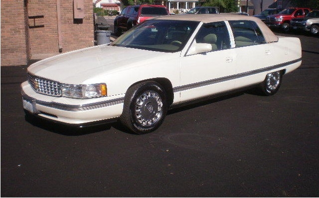 Another v-cent 1995 Cadillac DeVille post... - 14803459