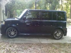 Lukiemons 2006 Scion xB