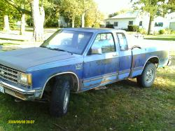 heavy_metal_mudd 1984 Chevrolet Colorado Extended Cab