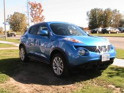 thecardealers 2011 Nissan JUKE