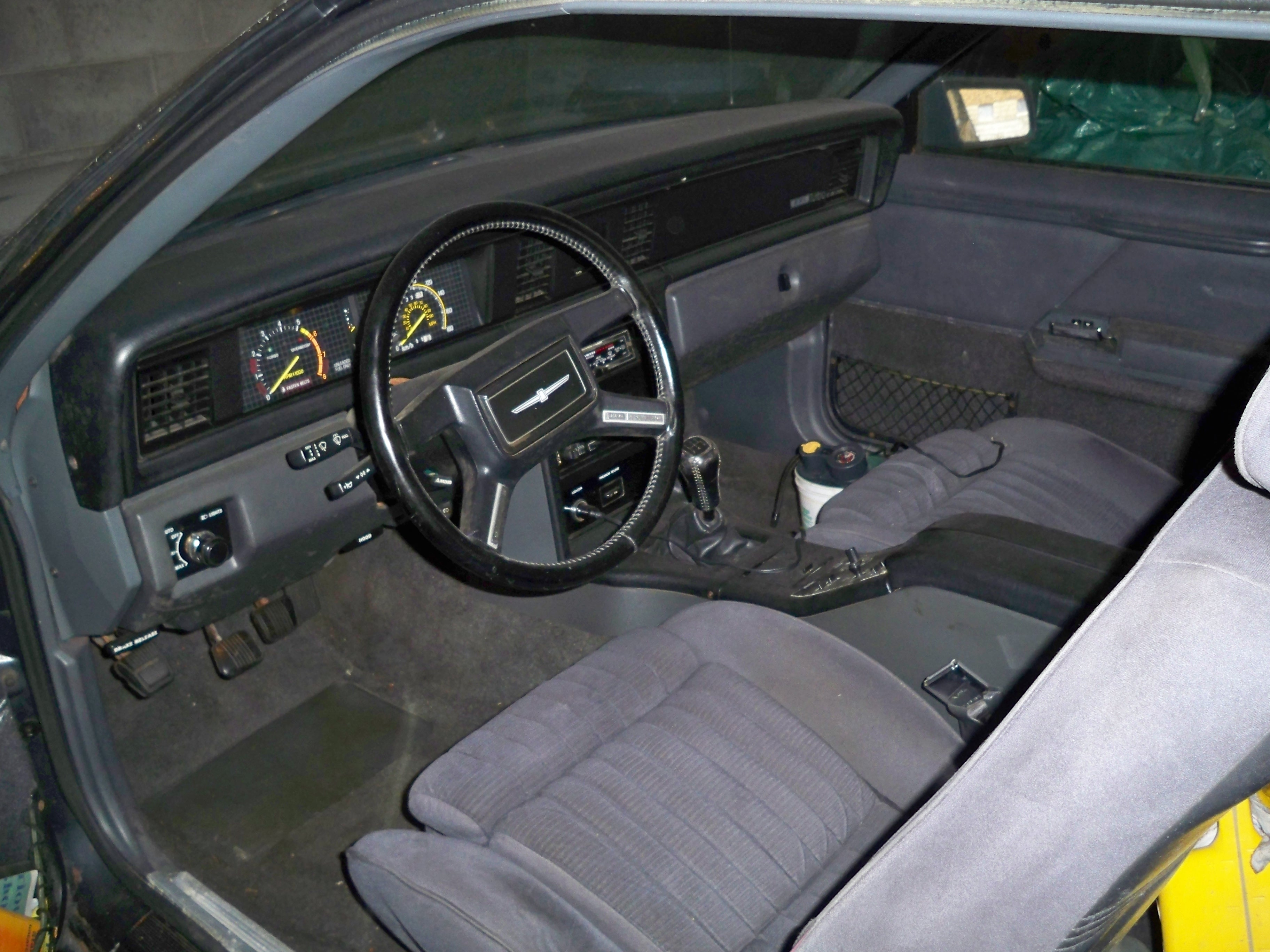 Another -K-O-E-H-L-E-R- 1983 Ford Thunderbird post... - 14804427