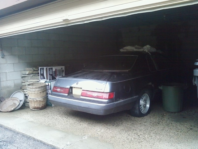 Another -K-O-E-H-L-E-R- 1983 Ford Thunderbird post... - 14804447