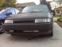 chronic_escorts 1992 Ford Escort