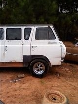 Another bubbacwb 1965 Ford E150 Super Duty Cargo post... - 14804680