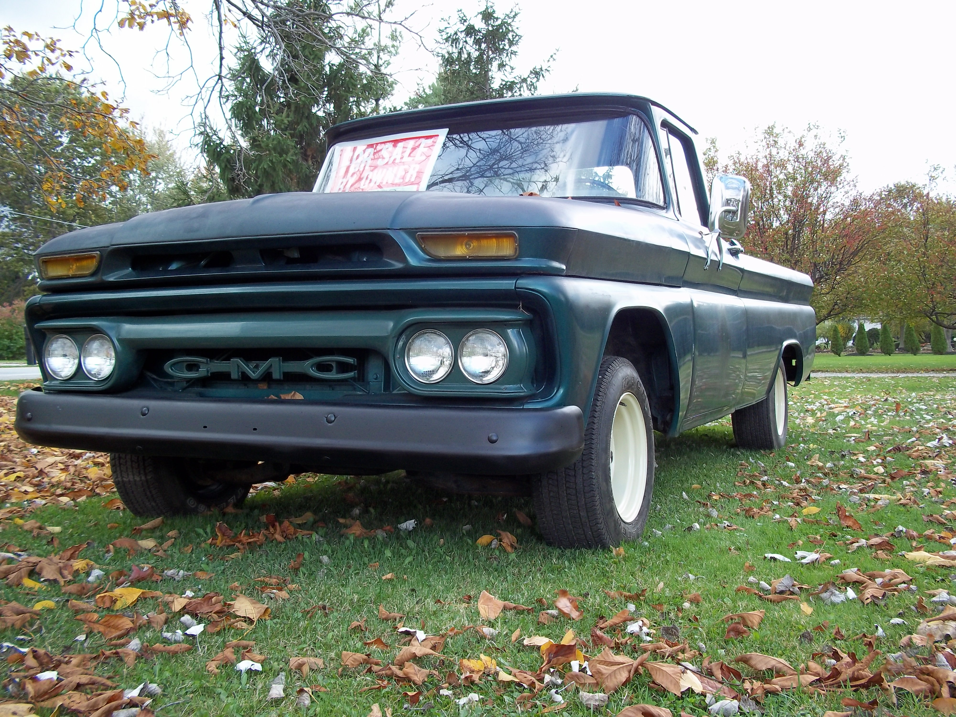 Another brs256 1963 GMC 1000 Series post... - 14805520