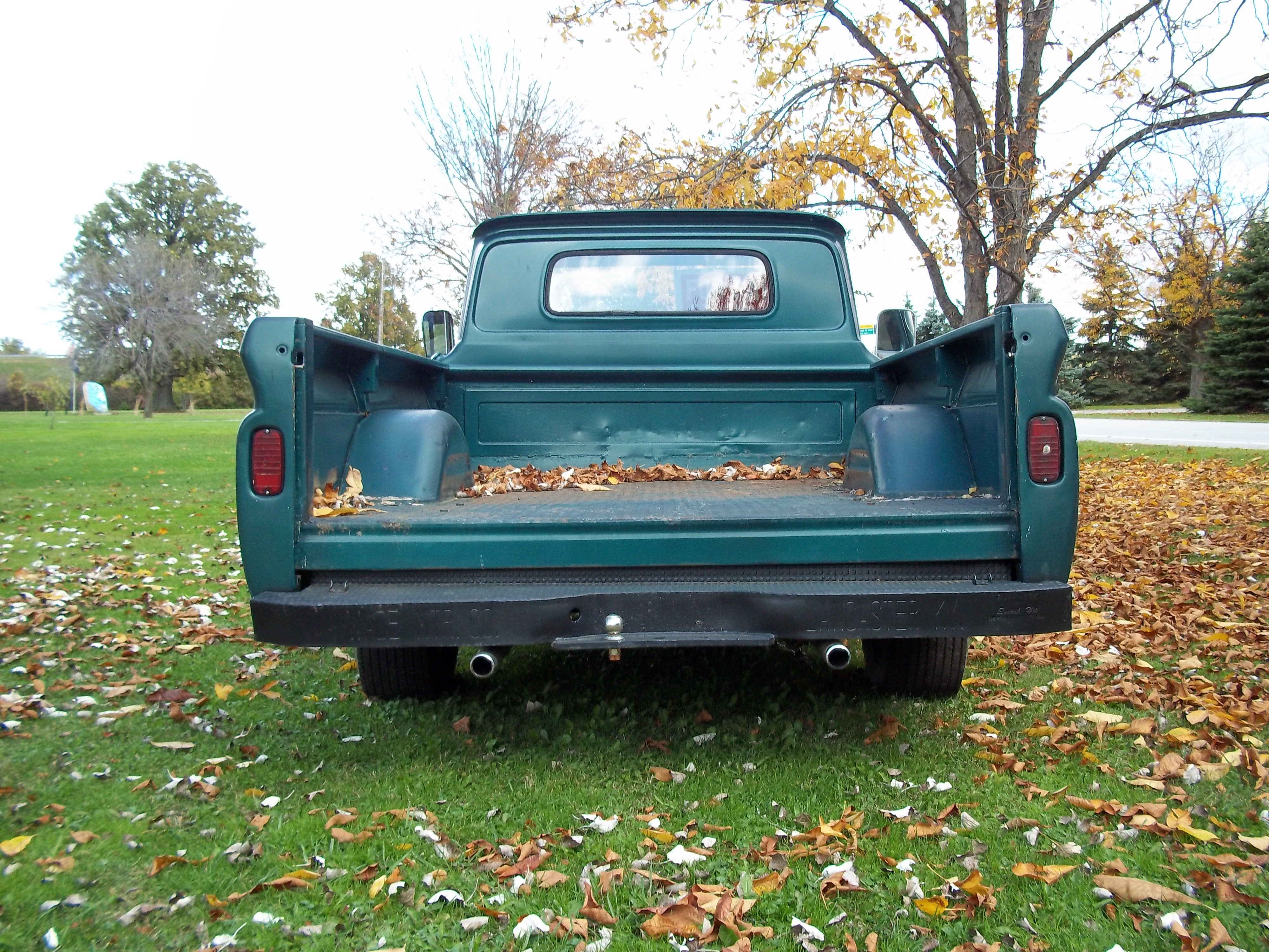 Another brs256 1963 GMC 1000 Series post... - 14805525