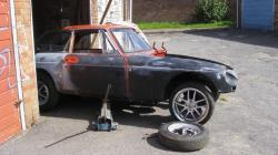 T-Man94s 1972 MG MGB