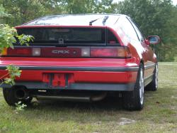 bettercivic 1989 Honda CRX