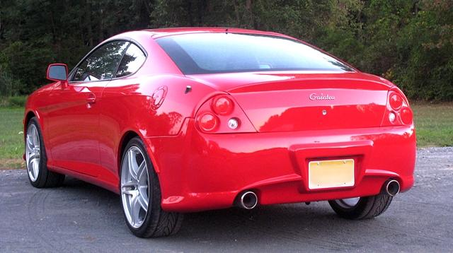 Another Galatea1 2003 Hyundai Tiburon post... - 14805714