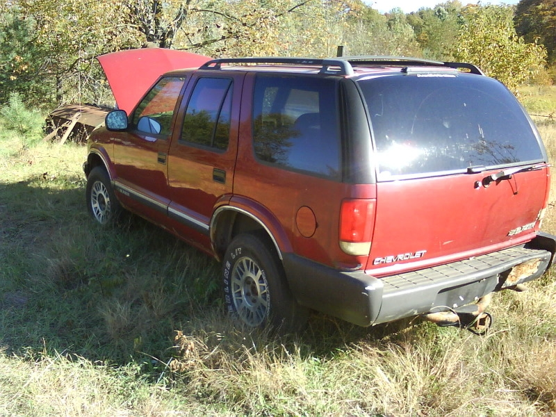 Another greenbeater 1995 Chevrolet S10 Blazer post... - 14806019