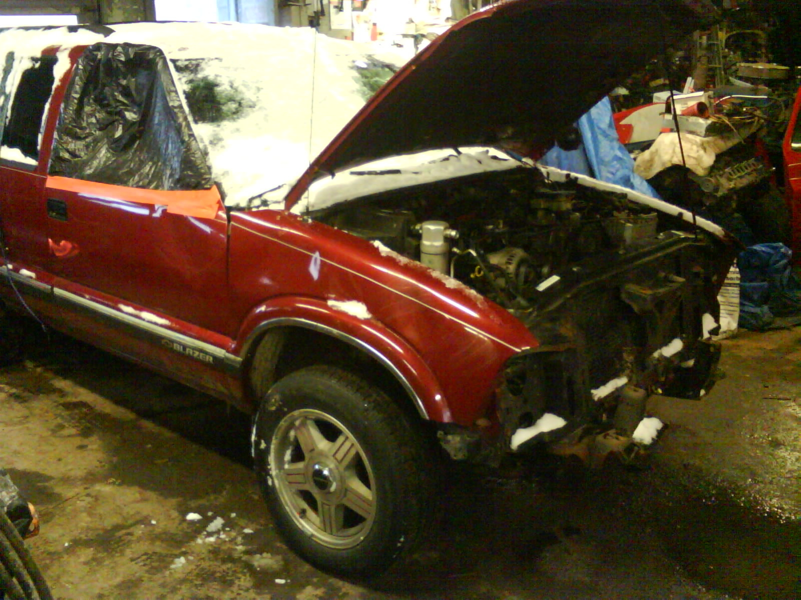 Another greenbeater 1995 Chevrolet S10 Blazer post... - 14806053