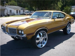 tylek101s 1972 Oldsmobile Cutlass Supreme