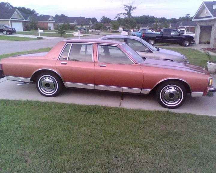 Another RELCHEVY 1982 Chevrolet Caprice post... - 14807499