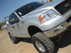 WesRespekts 2005 Ford F150 Super Cab