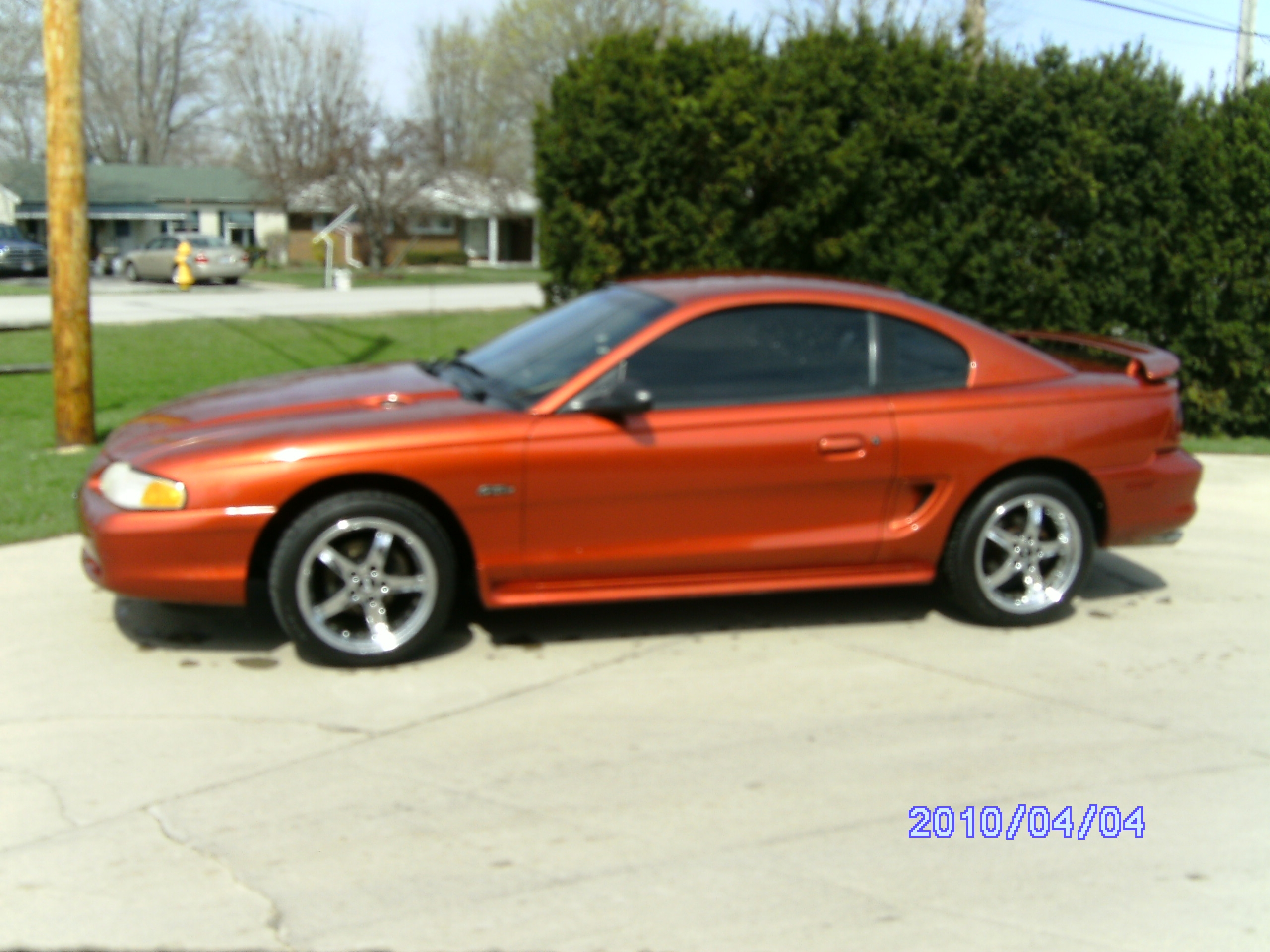 BiggB419 1997 Ford MustangGT Coupe 2D Specs, Photos, Modification Info at CarDomain