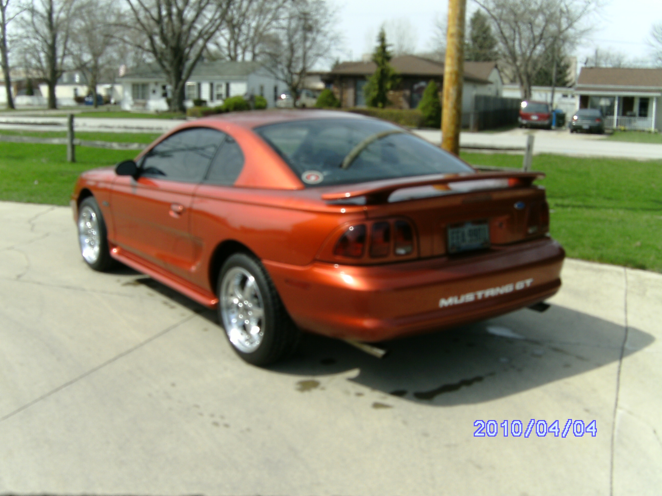 Another BiggB419 1997 Ford Mustang post... - 14808593