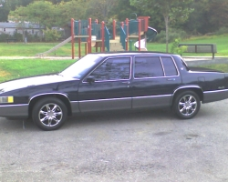 VaBornNRaysds 1989 Cadillac DeVille