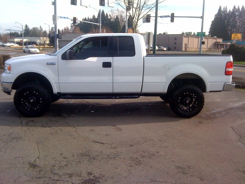 storm23r 2004 Ford F150 Super CabLariat Styleside Pickup 4D 6 12