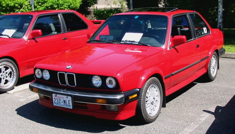 Another dougbreithaupt 1988 BMW 3 Series post... - 14809719
