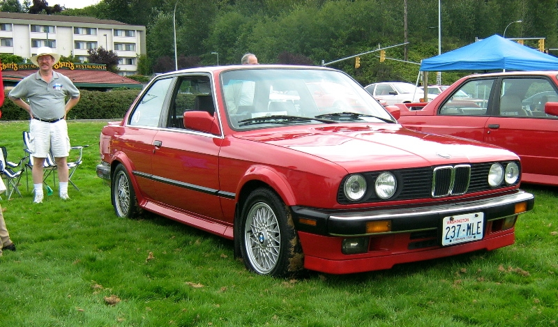 Another dougbreithaupt 1988 BMW 3 Series post... - 14809722