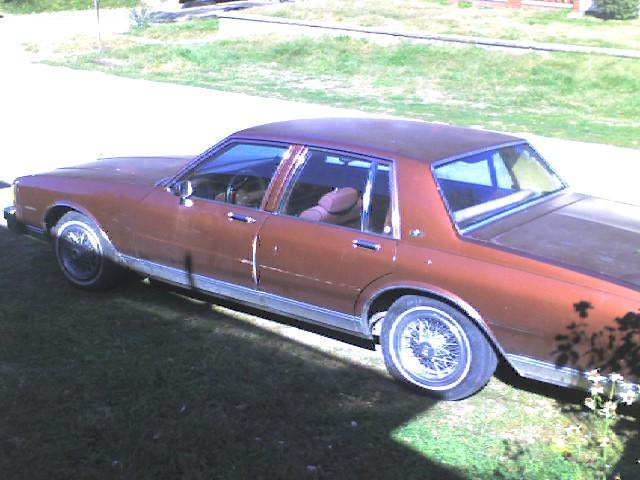Another erok816 1982 Chevrolet Caprice Classic post... - 14810006