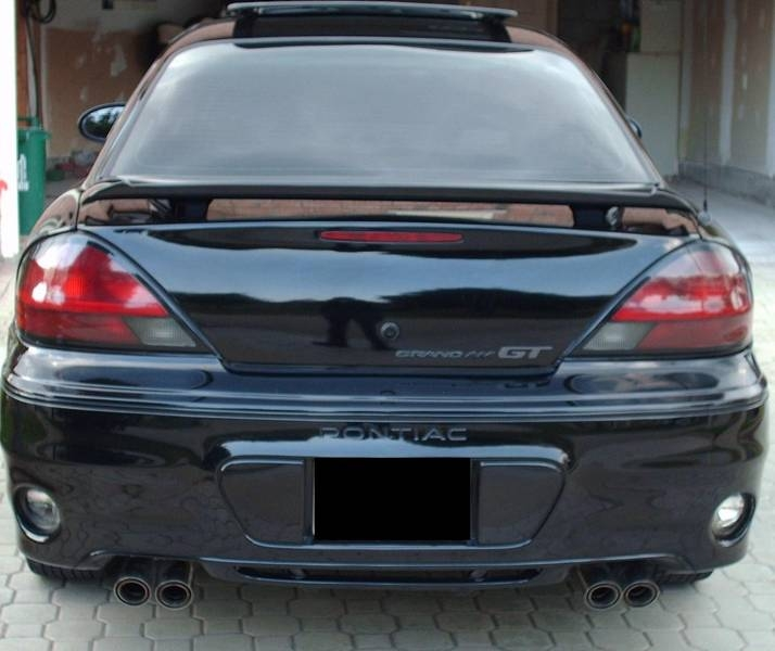 Sun93 2004 Pontiac Grand AmGT Coupe 2D Specs, Photos