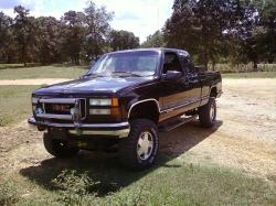 Hometown-Legends 1997 GMC Sierra 1500 Extended Cab