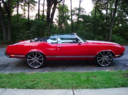 OnlyPairMades 1970 Oldsmobile Cutlass