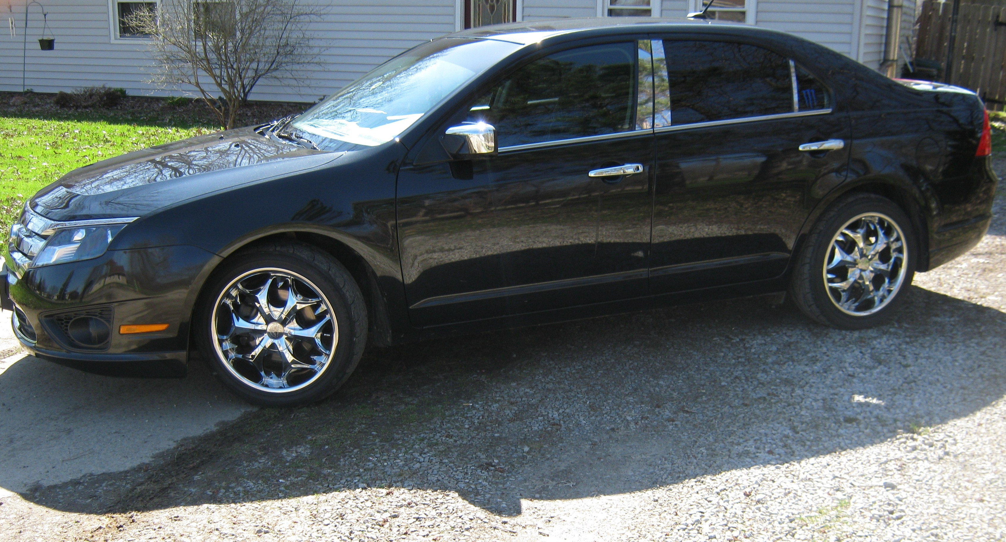 BlackStealth24 2010 Ford Fusion Specs s